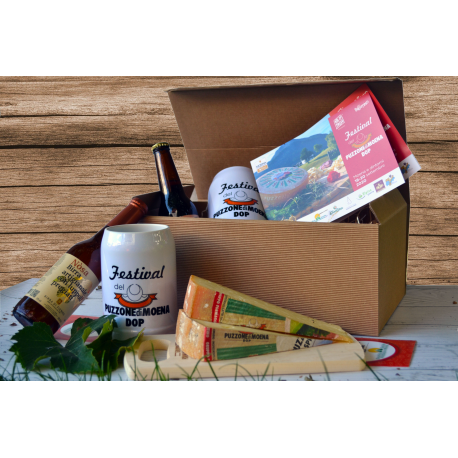 DOLOMITI CHEESE BOX Edizione croste lavate