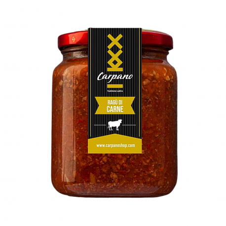 Carpano - Ragù Ladino 350g