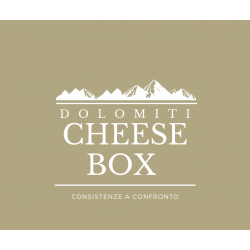 DOLOMITI CHEESE BOX Consistenze a confronto